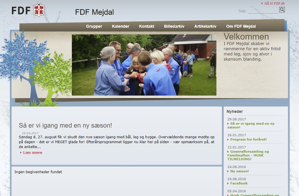 FDF Mejdal